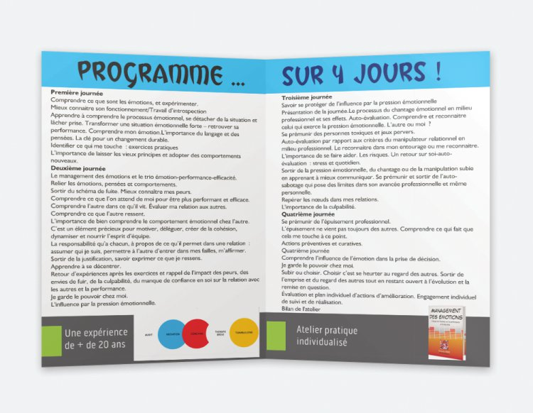 management émotions programme